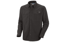 Columbia Silver Ridge Long Sleeve Shirt Men's grill